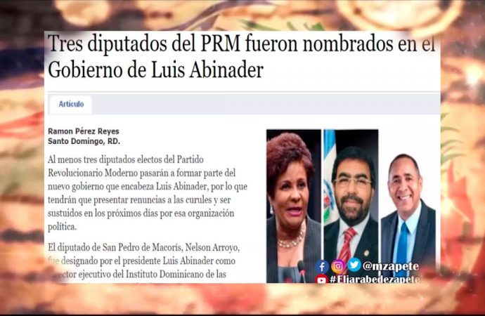 El PRM comienza a transitar los camilos del PLD? | El Jarabe Seg-3 19/08/20