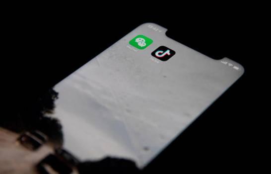 """China: veto de EEUU a TikTok y WeChat, un """"desvergonzado acto de hegemonía"""""""
