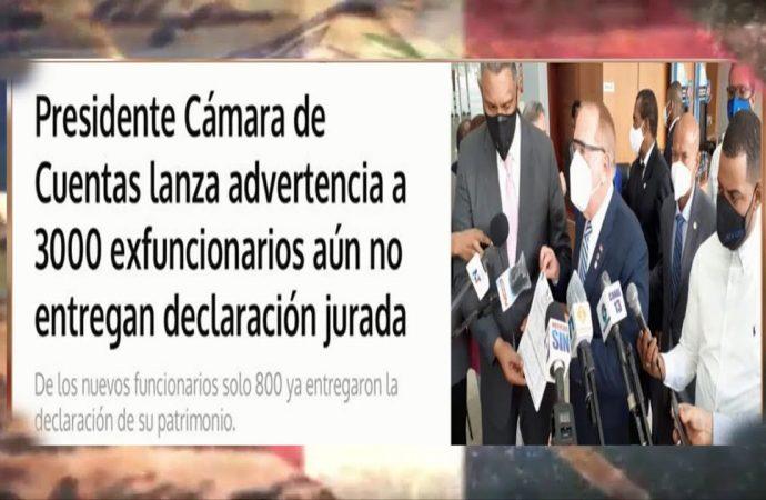Los funcionarios no le han hecho caso al Presidente | El Jarabe Seg-1 10/09/20