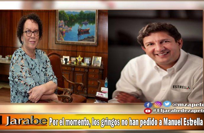 Por el momento, los gringos no han pedido a Manuel Estrella | El Jarabe Seg-1 08/09/20