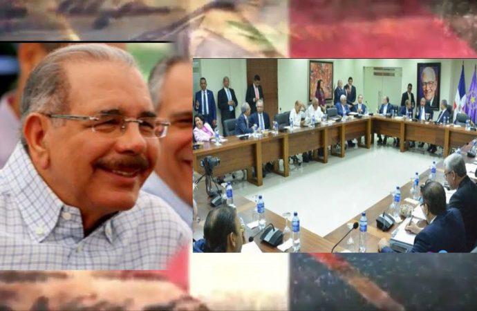Danilo Medina confiesa utilizo recursos públicos en campaña   El Jarabe Seg-3 17/09/20