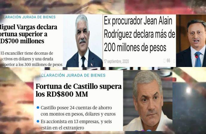 Las fortunas de Gonzalo, Miguel Vargas y Jean Alain | El Jarabe Seg-1 24/09/20