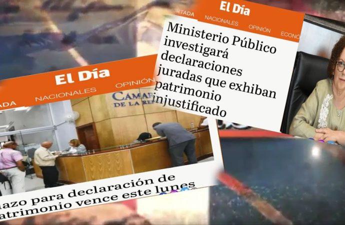 Servirá de algo que los funcionarios declaren patrimonio? | El Jarabe Seg-4 28/09/20