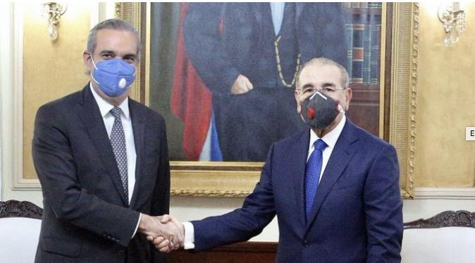 Luis Abinader se reunirá con Danilo Medina