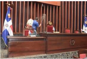 Luego de dos positivos de covid-19, Senado suspende actividades hasta el próximo lunes