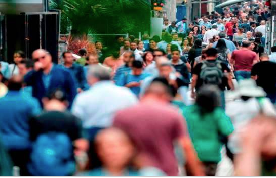 El empleo público creció casi 31 % en los últimos cinco años