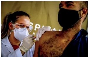 China afirma que su vacuna contra covid-19 estará disponible al público en noviembre