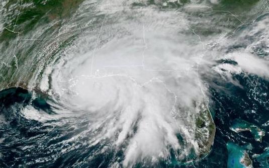 Sally amenaza a EEUU con inundaciones mortales