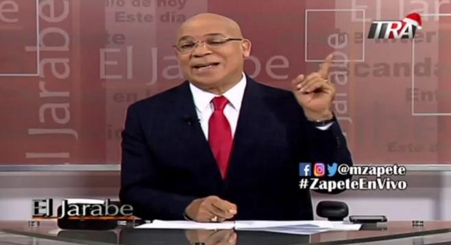 Marino Zapete demandará hermana del exprocurador Jean Alain Rodríguez