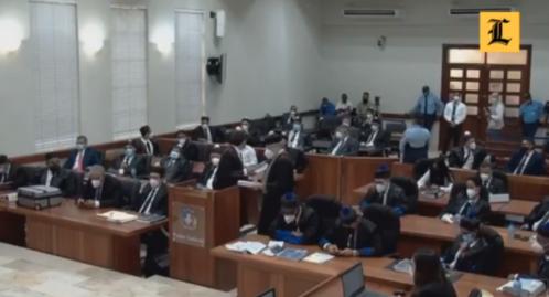 Tras rechazar varios incidentes tribunal aplaza audiencia caso Odebrecht para el 30 de septiembre