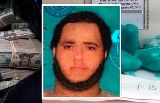 Narco dominicano es sentenciado a 45 años en Estados Unidos