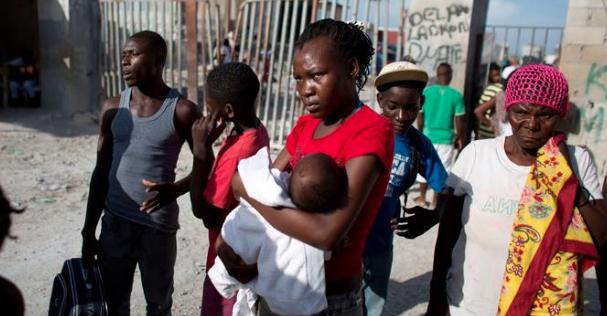 Acnur pide a República Dominicana resolver situación de 6.400 apátridas