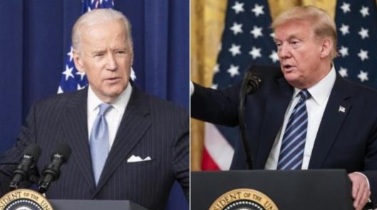Donald Trump pide a Joe Biden que se haga un test de drogas