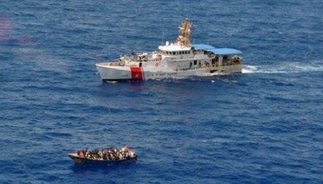 Detienen a 21 personas procedentes de RD al tratar de llegar ilegalmente a Puerto Rico