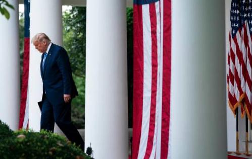 Fortuna, ingresos e impuestos: las finanzas de Trump lo persiguen