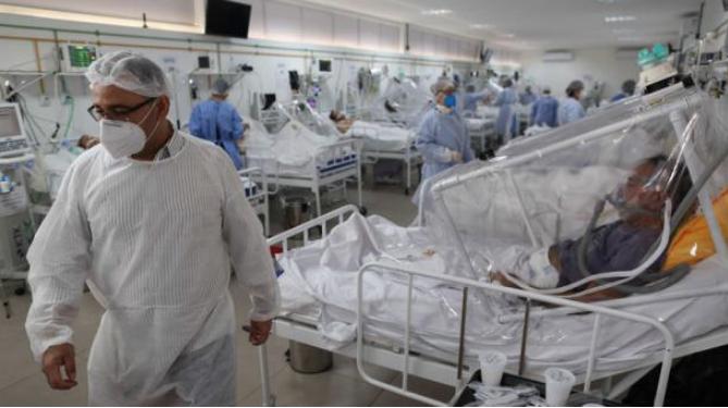 COVID-19: Latinoamérica, la región más afectada por el virus y lejos de controlarla