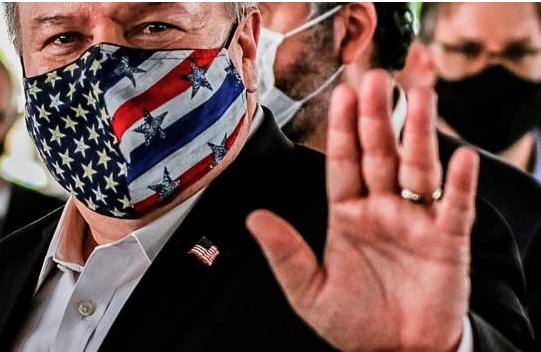 """Mike Pompeo anuncia la creación de una """"coalición global"""" contra China"""