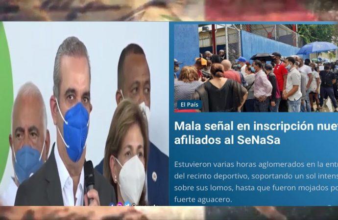 Abinader empuja y otros se suben a la carreta   El Jarabe Seg-2 02/09/20