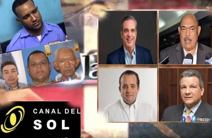"""La pelea por """"el botín de empleos"""" llega alto en el PRM   El Jarabe Seg-1 15/09/20"""