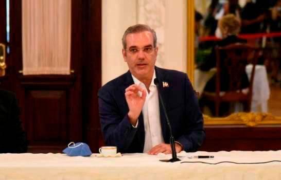 Abinader reitera no habrá borrón y cuenta nueva con la corrupción del pasado gobierno
