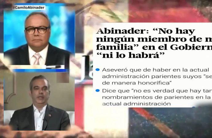 Muchos funcionarios no escuchan a su Presidente | El Jarabe Seg-1 03/09/20