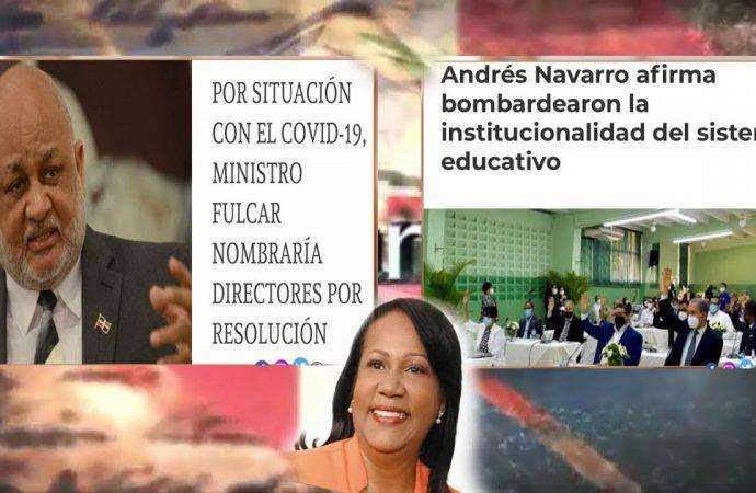 El nuevo gobierno no quiere concursos en Educación | El Jarabe Seg-3 15/09/20