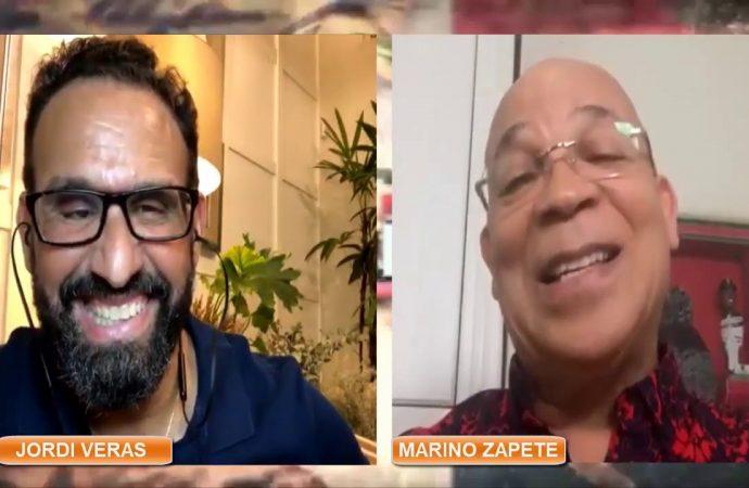 Jordi Veras entrevista a Marino Zapete   El Jarabe 02/09/20