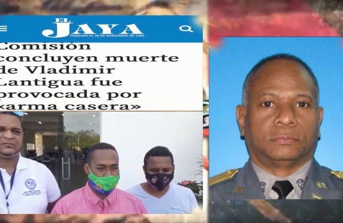 Policía dominicana abre vieja herida en San Francisco | El Jarabe Seg-1 20/10/20