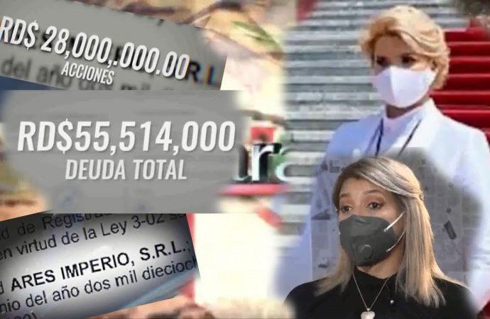 Abinader debería destituir a la ministra de la juventud   El Jarabe Seg-4 12/10/20