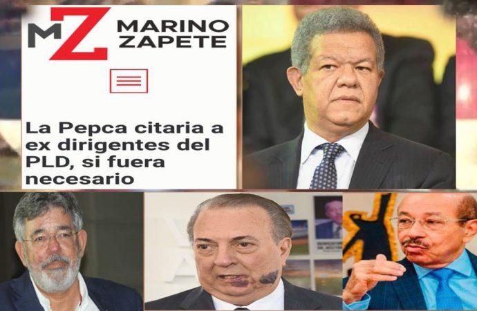 La Pepca investigaría a Leonel si lo entiende necesario | El Jarabe Seg-3 09/10/20