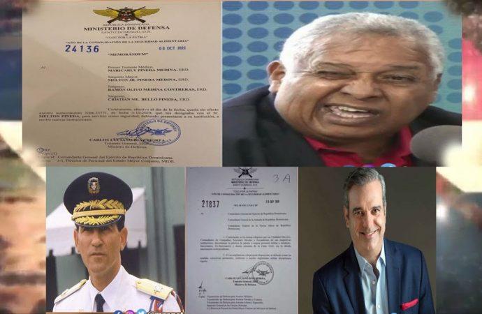 Por qué Melton Pineda merece que el pueblo le pague una escolta | El Jarabe Seg-2 08/10/20