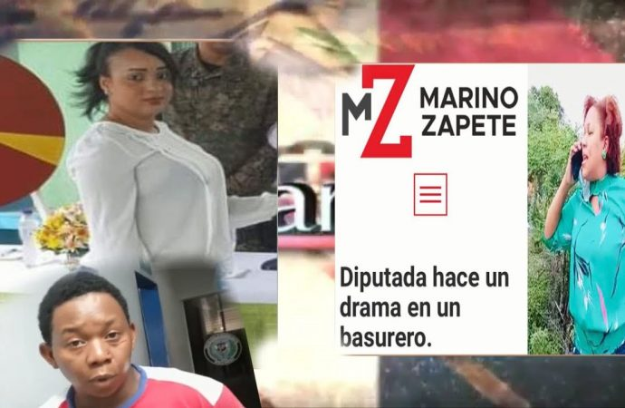 La muerte de esta mujer pudo evitarse / Diputada del PRM hace drama en un basurero. |El Jarabe Seg-1