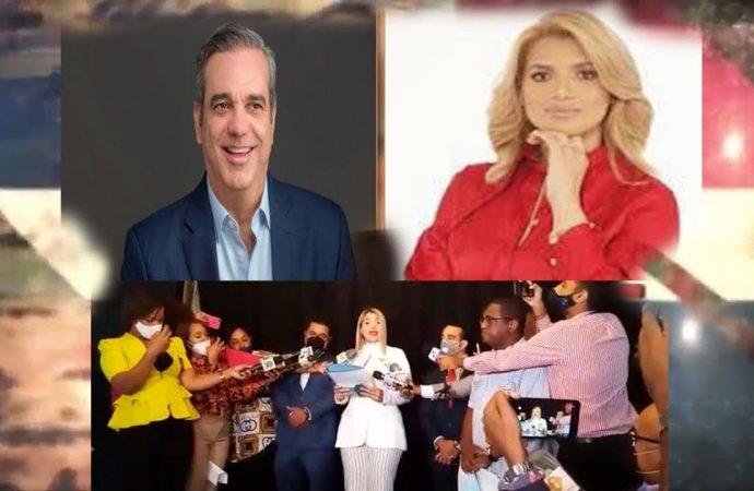 Kimberly Taveras es más astuta que Luis Abinader | El Jarabe Seg-3 20/10/20
