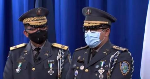 Director de la Policía Nacional dispone cambios de mandos