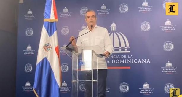"""Luis Abinader: """"Hemos recibido un país totalmente quebrado"""""""