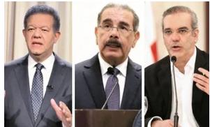 Leonel, Danilo y Abinader, un camino de reformas fiscales