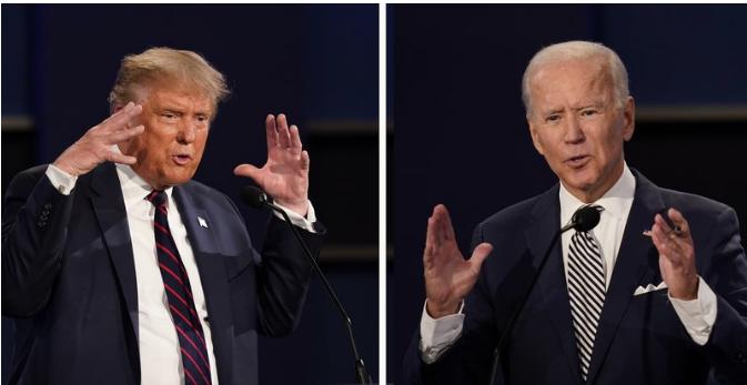 Donald Trump no participará en segundo debate con Joe Biden si es virtual