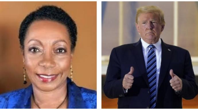 Lider dominicana Zenaida Mendez: gente inteligente no vota por Trump