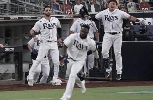 Ganaron los Rays de Tampa y avanzan a la Serie Mundial