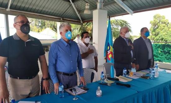 Partido DxC respalda propuesta de Abinader de reducir fondos de partidos políticos