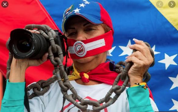 SIP: América, incluída EU, sufre veto libertad prensa