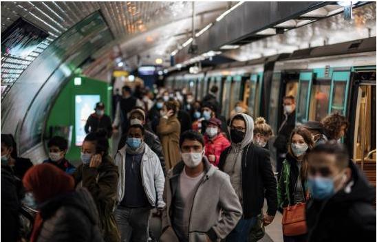 Francia ha 'perdido el control' del virus