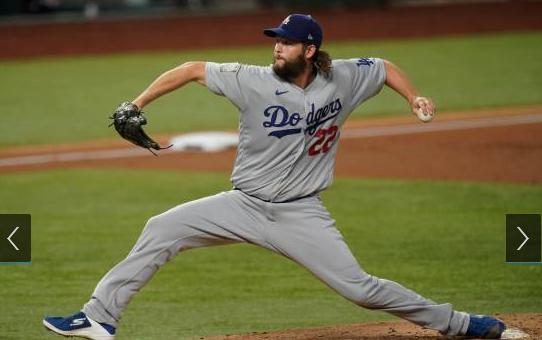 Kershaw, Pederson y Muncy ponen a Dodgers a un paso de ganar la Serie Mundial