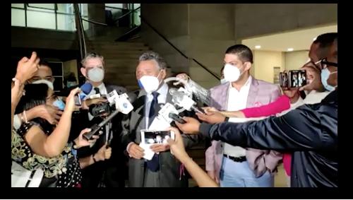 Procuraduría concluye interrogatorio a Félix Bautista, pero lo cita otra vez
