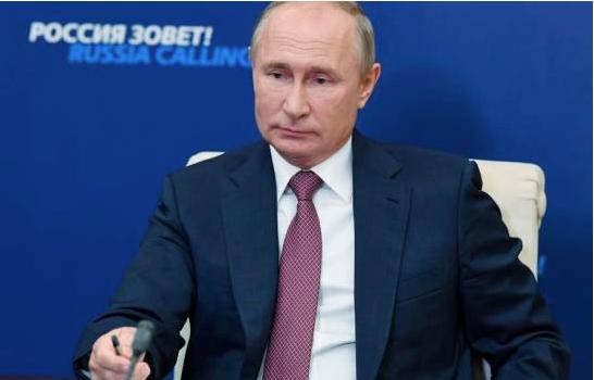 Putin: las vacunas rusas son seguras y esperamos aplicarlas a finales de año