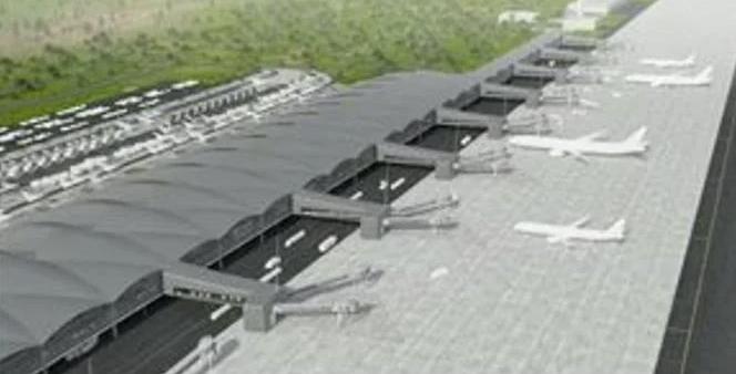 IDAC declara el Aeropuerto de Bávaro como lesivo y ordena suspender su construcción