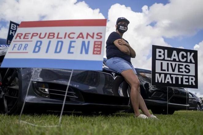 Ventaja de 4 puntos para Biden en Florida, pero entra en margen de error