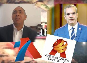 Abinader debe recuperar la propiedad de Antena Latina | El Jarabe Seg-3 23/10/20