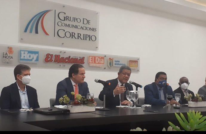 ¿Cómo valora Leonel Fernández la gestión de Luis Abinader? Aquí la respuesta
