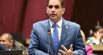 Designan a Víctor Fadul miembro del Consejo Nacional de la Magistratura